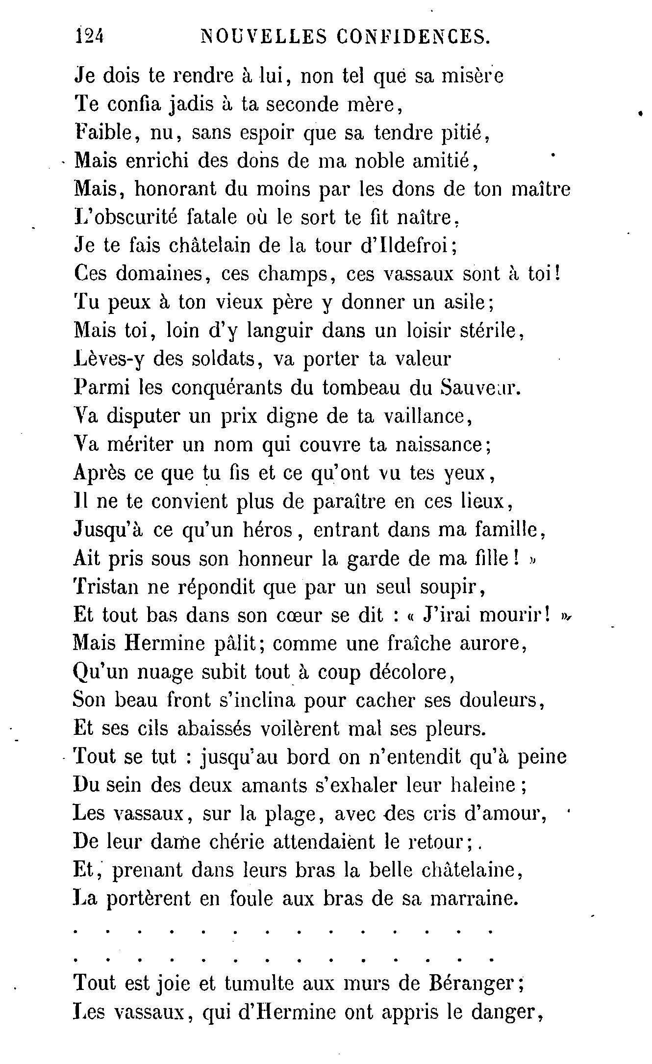 Chatelaine - Amants Romantiques