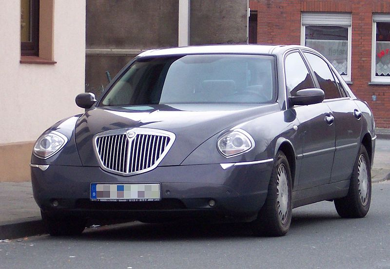 Without any doubt the Lancia Thesis: