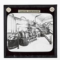 Lantern Slide - Tangyes Ltd, Steam Sewerage Pumping Plant, circa 1910.jpg