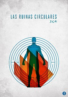 The Circular Ruins 1940 short story by Jorge Luis Borges