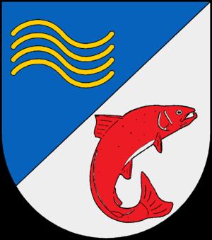 Lasbek - Image: Lasbek Wappen