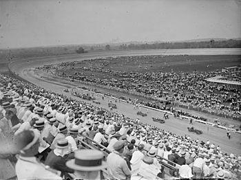 Cleveland Car Race Track