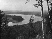 Laurel Lake, Berkshires, circa 1910