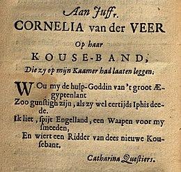 Catharina Questiers Wikipedia