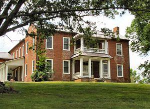 Lawson D. Franklin - The Lawson D. Franklin House.