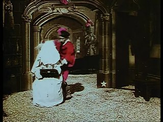 <i>The Haunted Castle</i> (1897 French film) 1897 film by Georges Méliès