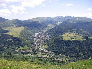 Mont-Dore Commune in Auvergne-Rhône-Alpes, France