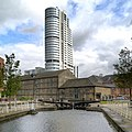 Leeds and Liverpool Canal, Granary Wharf (geograph 3481161).jpg