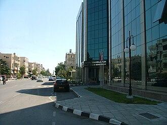 North Nicosia - City hall of North Nicosia in August 2009.