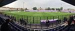 Legnano stadio Giovanni Mari con spalti lilla.jpg