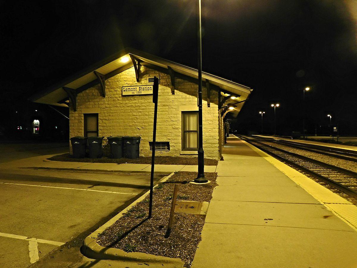 Lemont Station Wikipedia