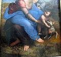 Leonardo da vinci, sant'anna, madonna col bambino e l'agnellino, 1503-1519 ca. 03.JPG