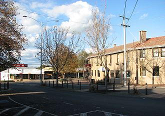 Leongatha - McCartin Street