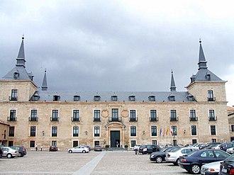 Lerma, Province of Burgos - Image: Lerma Palacio Ducal 2