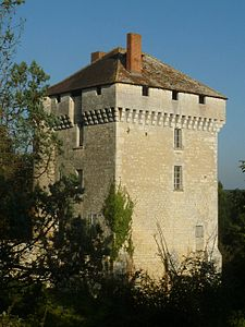 Lespins castle2.JPG