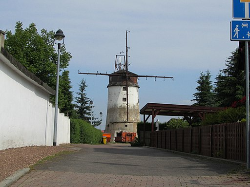 Lettin (Halle), Windmühle