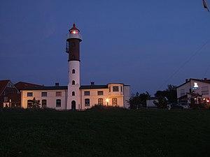 Poel - Timmendorf lighthouse, landmark of Poel Island
