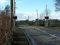 Level Crossing at Greenfoot - geograph.org.uk - 154590.jpg