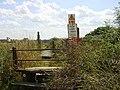 Level foot crossing over the railway near Lenham - geograph.org.uk - 34738.jpg