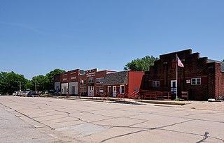 Lewis, Iowa City in Iowa, United States