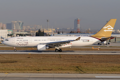 Airbus A330 linii Libyan Airlines
