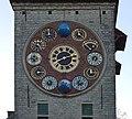 Lier Zimmertoren Clock detail 02.JPG