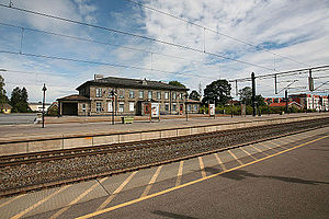 Lillestrøm - Lillestrøm railway station