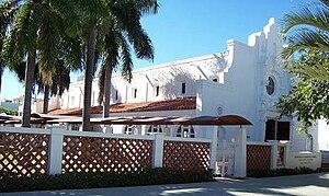 Walter De Garmo - Miami Beach Community Church