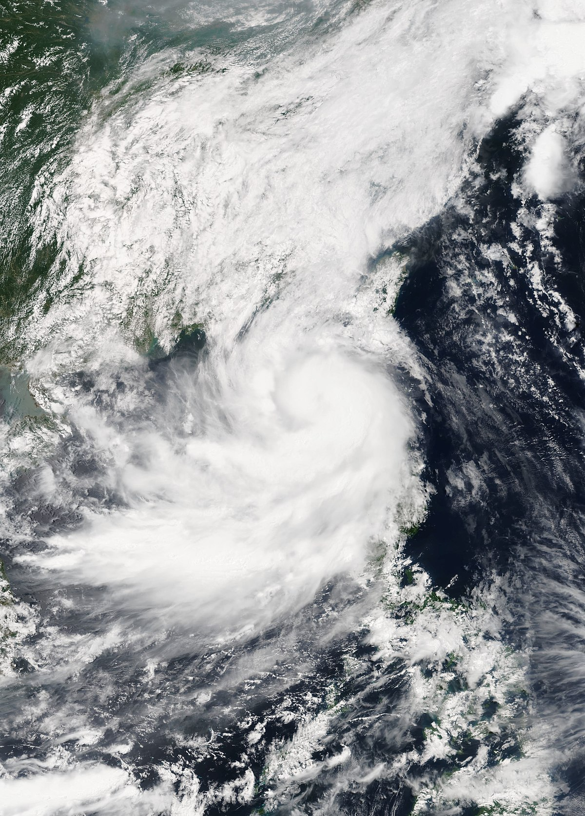 Tropical Storm Linfa (2015) - Wikipedia