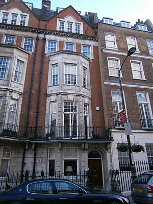 Lipkin Gorman v Karpnale Ltd - Image: Lipkin Gorman Offices, 61 Grosvenor St (1)