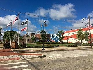Nitro, West Virginia City in West Virginia, United States