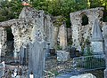 Livron, Drôme, France. Abbaye du vieux cimetière 05.jpg