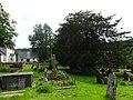 Llawddog, Eglwys Sant Llawddog Church, Cenarth, Carmarthenshire, Cymru Wales z08.jpg