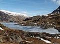 Llyn Bochlwyd from Cwn Bochlwyd - geograph.org.uk - 1764296.jpg