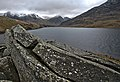 Llyn ogwen between tryffan and the carneads - panoramio.jpg
