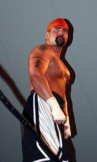 HC Loc American professional wrestler