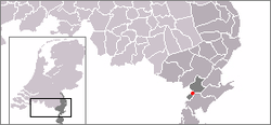 Location of Stevensweert