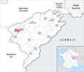 Locator map of Kanton Besançon-1 2019.png