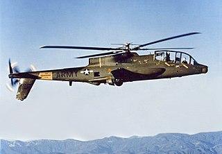 Lockheed AH-56 Cheyenne Canceled US helicopter program