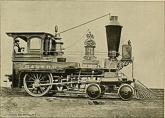 Hackensack and New York Railroad - Image: Locomotive engineering a practical journal of railway motive power and rolling stock (1894) (14780727893)