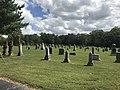 Locust Grove cemetery in Boone County, Missouri.jpg