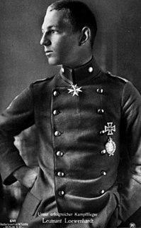 Erich Loewenhardt German flying ace