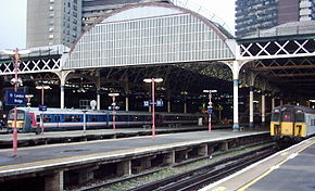 London Bridge Mainline  National Rail