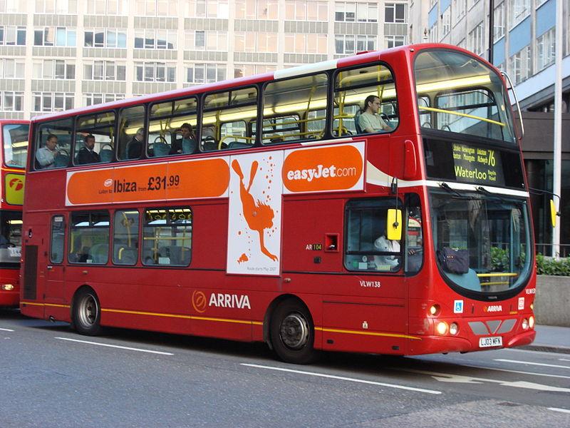 Vaizdas London Bus Route 76 Jpg Vikipedija
