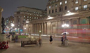 United Kingdom enterprise law - The Bank of England acts as the UK's central bank, influencing interest rates paid by private banks, to achieve targets in inflation, growth and employment.