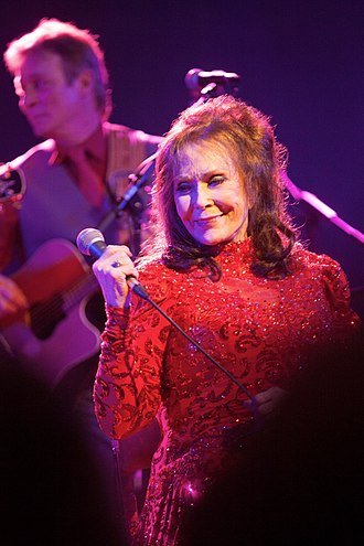 Loretta Lynn - Lynn performing in Austin, Texas in 2016.
