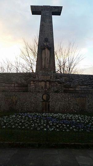Joaquín Loriga - Statue of Joaquín Loriga in Lalín, Pontevedra. Author: Francisco Asorey