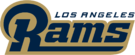 Wordmark dos Los Angeles Rams