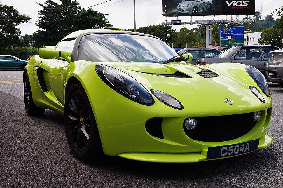 Lotus Exige - 001