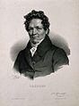 Louis-Jacques, Baron Thénard. Lithograph by N. E. Maurin. Wellcome V0005779.jpg